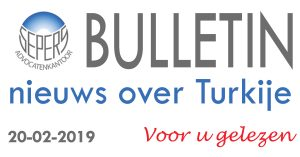 Sepers Bulletin 20 februari 2019